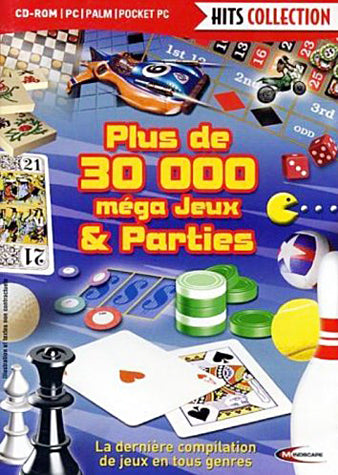 Plus de 30 000 mega Jeux & Parties (French Version Only) (PC) PC Game