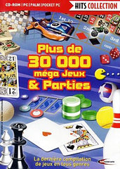 Plus de 30 000 mega Jeux & Parties (French Version Only) (PC)