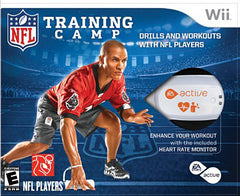 NFL Training Camp (Bundle) (NINTENDO WII)