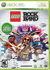 Lego - Rock Band (XBOX360)