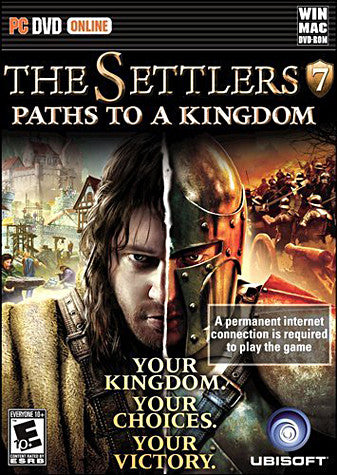 The Settlers 7 - Paths to a Kingdom (WIN / MAC) (PC) PC Game