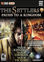 The Settlers 7 - Paths to a Kingdom (WIN / MAC) (PC)