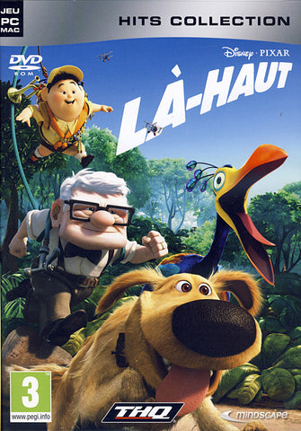 Disney - La Haut (French Version Only) (PC) PC Game