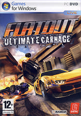 FlatOut - Ultimate Carnage (French Version Only) (PC)