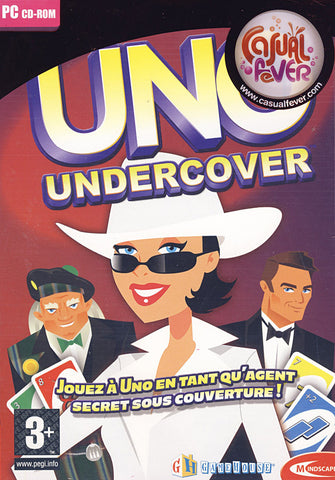 Uno Undercover (French Version Only) (PC) PC Game