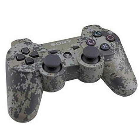PlayStation 3 Dualshock 3 Wireless Controller - Urban Camouflage (Accessory) (PLAYSTATION3) PLAYSTATION3 Game