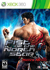 Fist of the North Star - Ken's Rage (XBOX360)