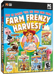 Farm Frenzy Harvest - 6 Game Premium Pack (PC)