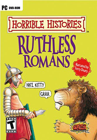 Horrible Histories - Ruthless Romans (PC) PC Game