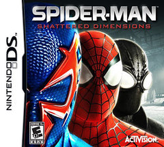 Spider-Man - Shattered Dimensions (DS)