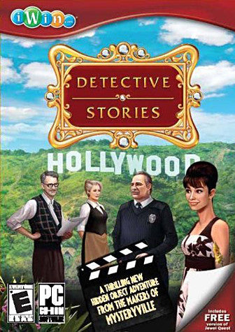 Detective Stories - Hollywood (PC) PC Game