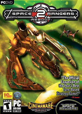 Space Rangers 2 - Reboot (PC) PC Game