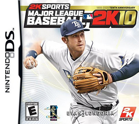 Major League Baseball 2K10 (DS) DS Game