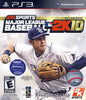 Major League Baseball 2K10 (PLAYSTATION3) PLAYSTATION3 Game
