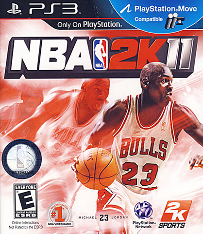 NBA 2K11 (PLAYSTATION3) PLAYSTATION3 Game