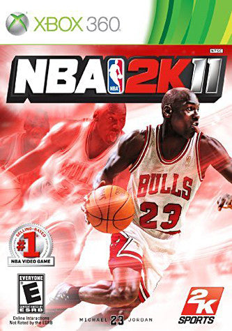 NBA 2K11 (XBOX360) (USED) XBOX360 Game