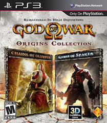 God of War - Origins Collection (PLAYSTATION3)
