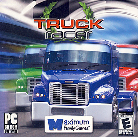 Truck Racer (SlipCase) (PC) PC Game