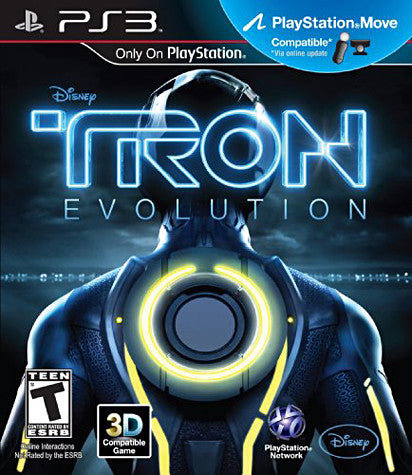 TRON - Evolution (Playstation Move) (PLAYSTATION3) PLAYSTATION3 Game
