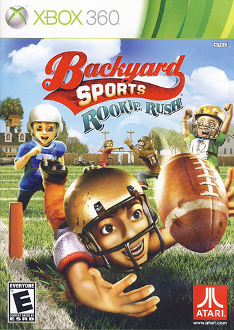Backyard Sports Football - Rookie Rush (XBOX360) XBOX360 Game