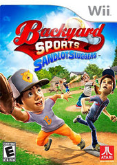 Backyard Sports - Sandlot Sluggers (NINTENDO WII)