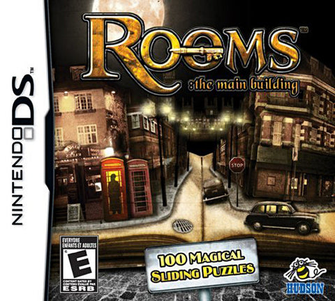 Rooms: The Main Building (DS) DS Game