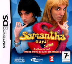 Samantha Oups! (French Version Only) (DS)