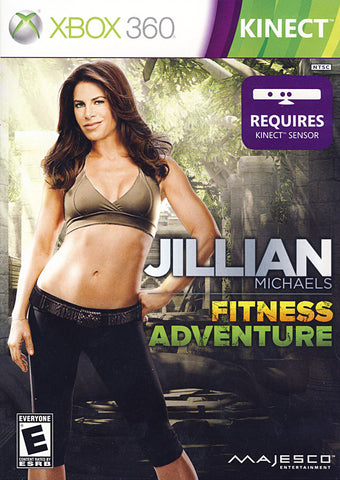 Jillian Michaels - Fitness Adventure (Kinect) (XBOX360) XBOX360 Game