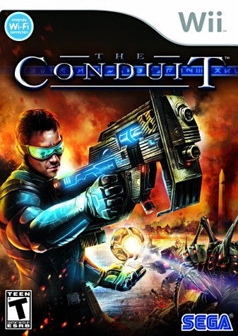 The Conduit (NINTENDO WII) NINTENDO WII Game