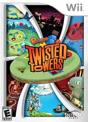 Roogoo - Twisted Towers (NINTENDO WII)