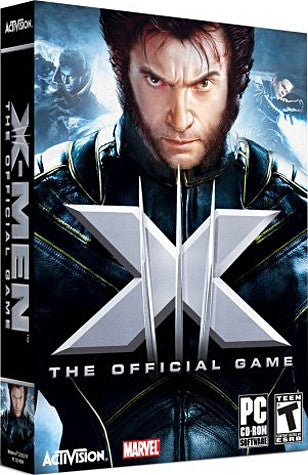 X-Men - The Official Game (PC) PC Game