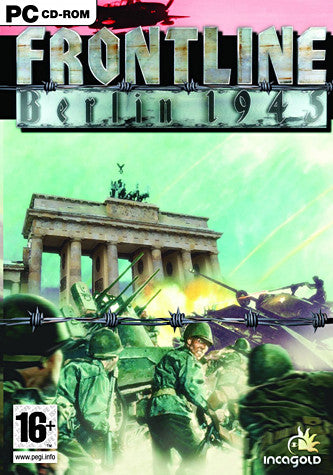 Frontline Berlin 1945 (European) (PC) PC Game