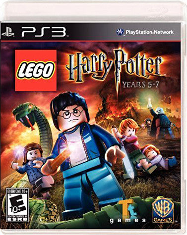 LEGO Harry Potter - Years 5-7 (PLAYSTATION3) PLAYSTATION3 Game