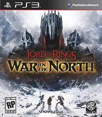 Lord of the Rings - War In The North (PLAYSTATION3)