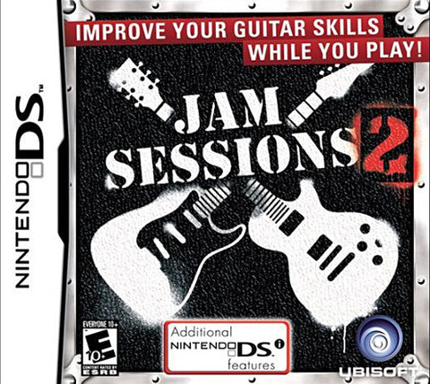 Jam Sessions 2 (DS) DS Game