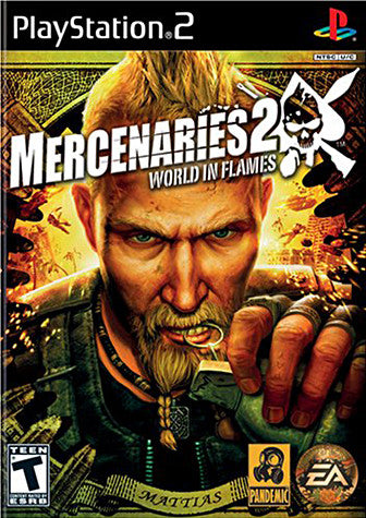 Mercenaries 2 - L'Enfer Des Favelas (French Version Only) (PLAYSTATION2) PLAYSTATION2 Game