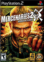 Mercenaries 2 - L'Enfer Des Favelas (French Version Only) (PLAYSTATION2)
