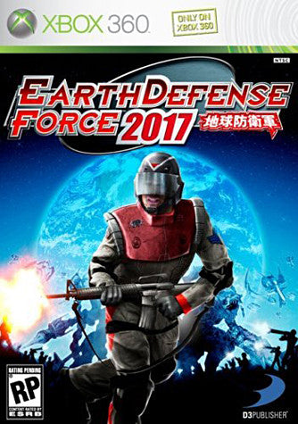 Earth Defense Force 2017 (XBOX360) XBOX360 Game