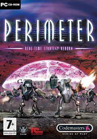 Perimeter - Real Time Strategy Reborn (PC) PC Game