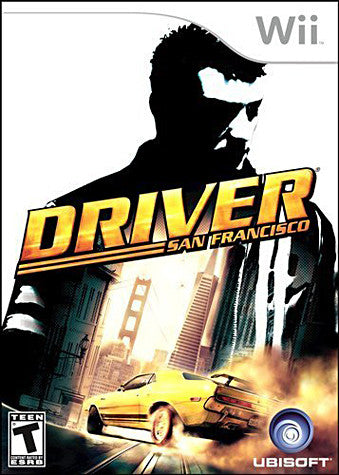 Driver - San Francisco (Bilingual Cover) (NINTENDO WII) NINTENDO WII Game