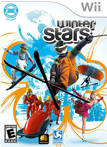 Winter Stars (NINTENDO WII) NINTENDO WII Game