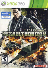 Ace Combat - Assault Horizon (XBOX360)