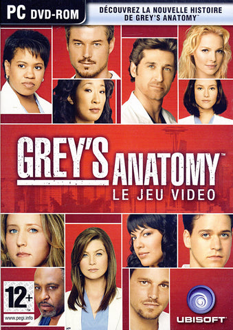 Grey's Anatomy (French Version Only) (PC) PC Game