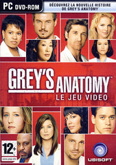 Grey's Anatomy (French Version Only) (PC)