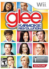 Karaoke Revolution Glee Bundle (Includes Microphone) (NINTENDO WII)