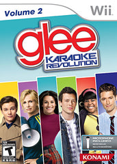 Karaoke Revolution Glee Volume 2 Bundle (Includes Microphone) (NINTENDO WII)