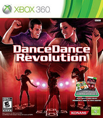 Dance Dance Revolution Bundle (Includes Mat) (XBOX360) (USED)