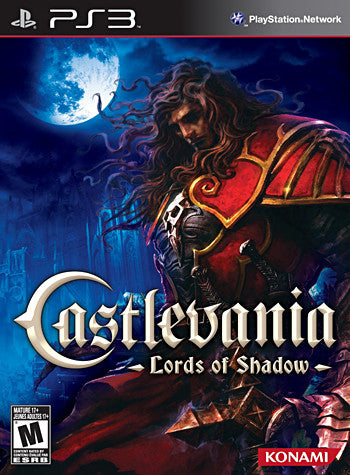 Castlevania - Lords of Shadow Limited Edition (PLAYSTATION3) PLAYSTATION3 Game
