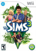 The Sims 3 (NINTENDO WII) NINTENDO WII Game