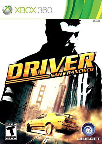 Driver - San Francisco (XBOX360) XBOX360 Game